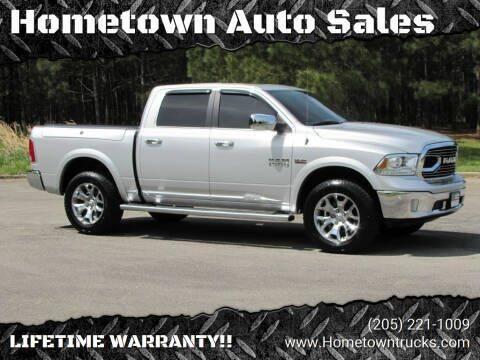 2016 RAM Ram Pickup 1500 for sale at Hometown Auto Sales - Trucks in Jasper AL