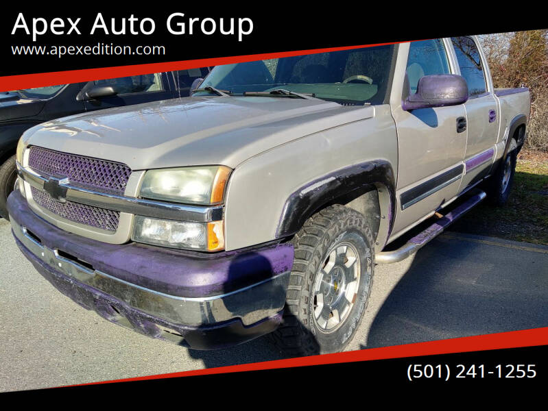 2005 Chevrolet Silverado 1500 for sale at Apex Auto Group in Cabot AR