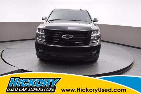 2018 Chevrolet Tahoe for sale at Hickory Used Car Superstore in Hickory NC