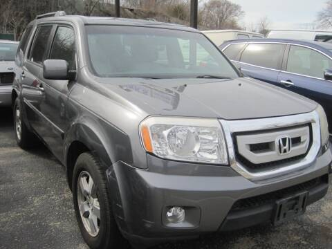 2011 Honda Pilot for sale at Zinks Automotive Sales and Service - Zinks Auto Sales and Service in Cranston RI