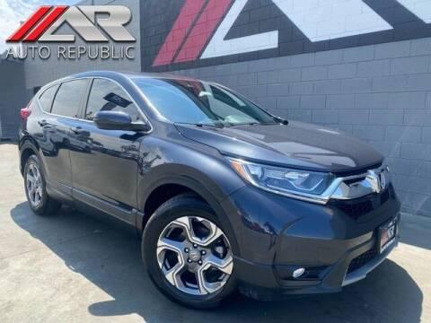 2018 Honda CR-V for sale at Auto Republic Fullerton in Fullerton CA