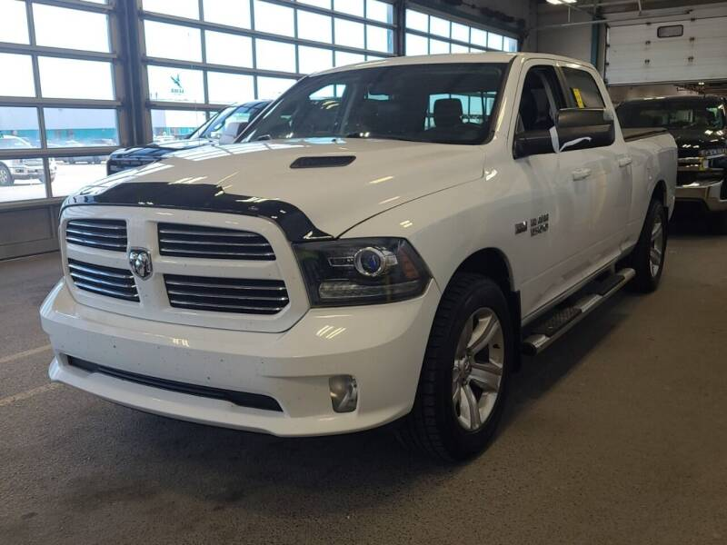 2014 RAM Ram Pickup 1500 for sale at Olger Motors, Inc. in Woodbridge NJ