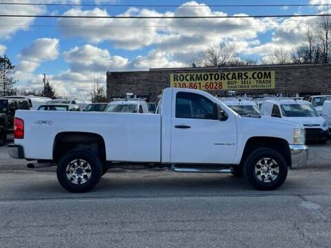 2008 Chevrolet Silverado 3500HD CC for sale at ROCK MOTORCARS LLC in Boston Heights OH