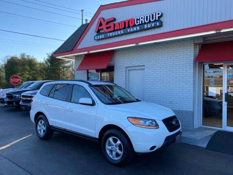 2008 Hyundai Santa Fe for sale at AG AUTOGROUP in Vineland NJ