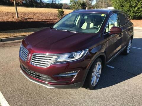 2017 Lincoln MKC for sale at BILLY HOWELL FORD LINCOLN in Cumming GA