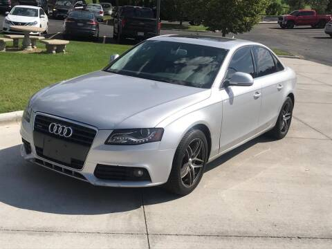 2009 Audi A4 for sale at QUEST MOTORS in Englewood CO