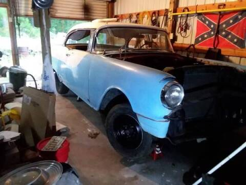 1955 Pontiac Chieftain for sale at Classic Car Deals in Cadillac MI