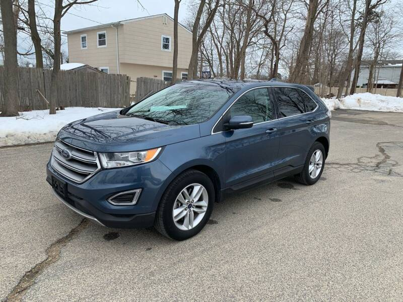2018 Ford Edge for sale at Long Island Exotics in Holbrook NY