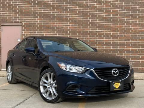 2017 Mazda MAZDA6 for sale at Effect Auto Center in Omaha NE