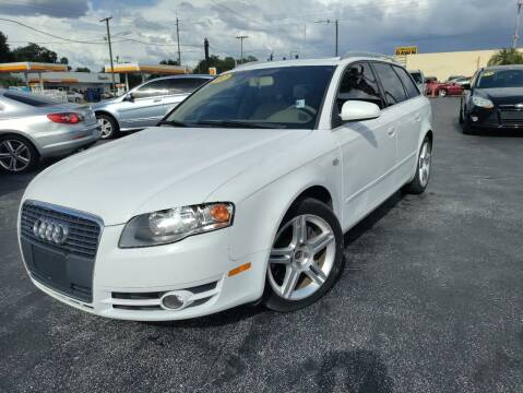 2007 Audi A4 for sale at Hot Deals On Wheels in Tampa FL