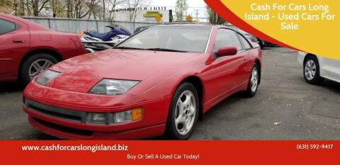 1990 Nissan 300ZX for sale at Cash For Cars Long Island - Used Cars For Sale in Lindenhurst NY