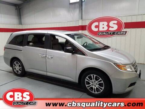 2012 Honda Odyssey for sale at CBS Quality Cars in Durham NC