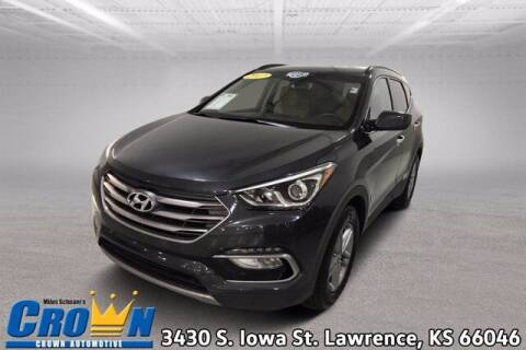 2017 Hyundai Santa Fe Sport for sale at Crown Automotive of Lawrence Kansas in Lawrence KS
