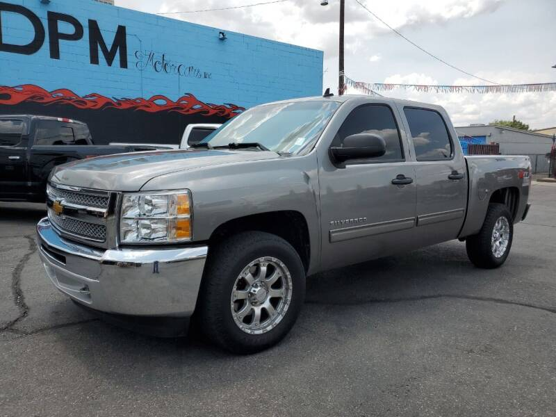 2013 Chevrolet Silverado 1500 for sale at DPM Motorcars in Albuquerque NM