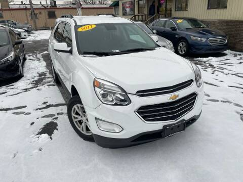 2017 Chevrolet Equinox for sale at Some Auto Sales in Hammond IN