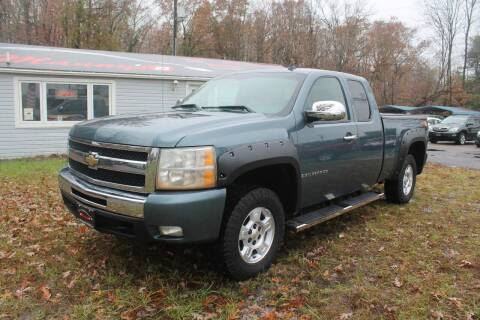 2009 Chevrolet Silverado 1500 for sale at Manny's Auto Sales in Winslow NJ