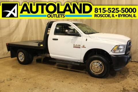 2018 RAM Ram Chassis 3500 for sale at AutoLand Outlets Inc in Roscoe IL