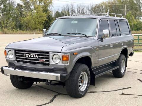 1987 Toyota Land Cruiser for sale at Ona Used Auto Sales in Ona WV