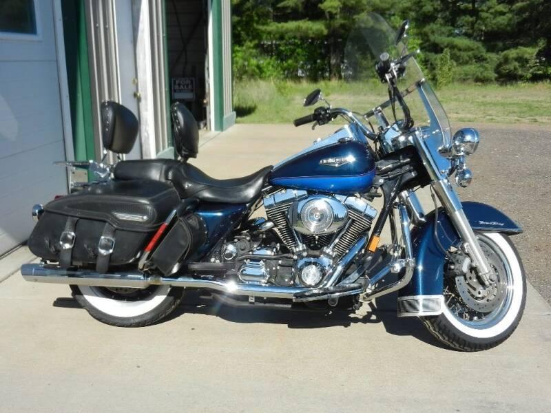 2004 Harley-Davidson Road King for sale in Siren, WI