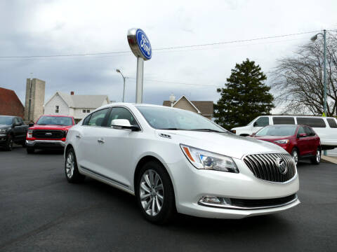 2015 Buick LaCrosse for sale at Moser Motors Of Portland in Portland IN