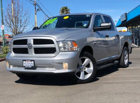 2014 RAM Ram Pickup 1500 for sale at LUGO AUTO GROUP in Sacramento CA