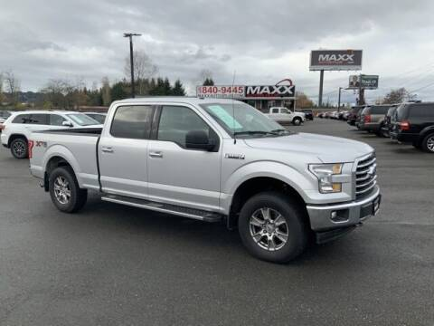 2017 Ford F-150 for sale at Maxx Autos Plus in Puyallup WA