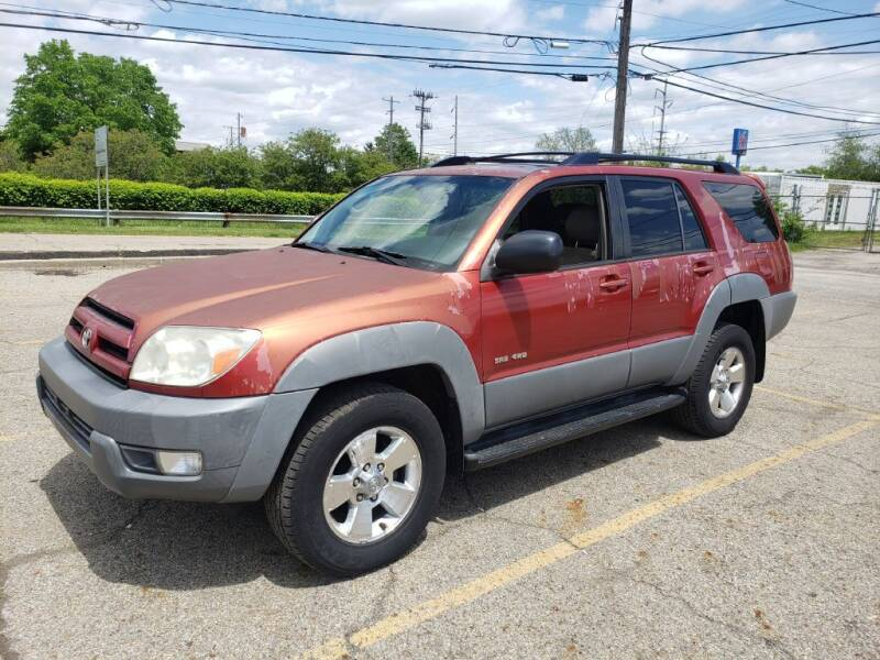 2003 Toyota 4Runner for sale at REM Motors in Columbus OH