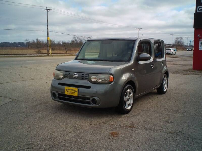 2011 Nissan cube for sale at BestBuyAutoLtd in Spring Grove IL
