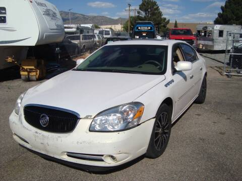 2006 Buick Lucerne for sale at One Community Auto LLC in Albuquerque NM