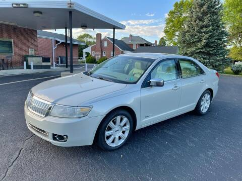 2008 Lincoln MKZ for sale at Jackie's Car Shop in Emigsville PA