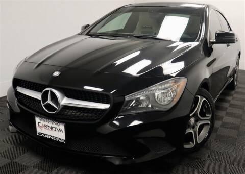 2014 Mercedes-Benz CLA for sale at CarNova in Stafford VA