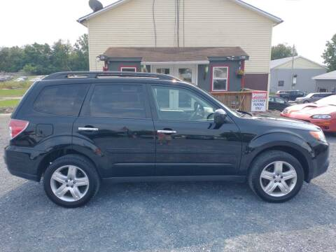 2010 Subaru Forester for sale at PENWAY AUTOMOTIVE in Chambersburg PA