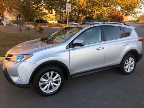 2014 Toyota RAV4 for sale at Dreams Auto Sales LLC in Leesburg VA