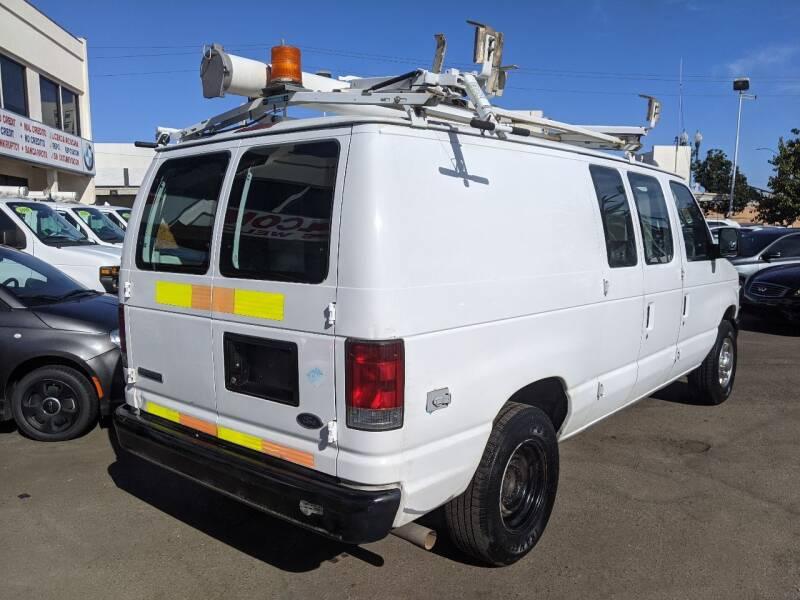 2010 Ford E-Series Cargo E-250 3dr Cargo Van - National City CA
