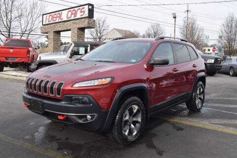 2014 Jeep Cherokee for sale at I-DEAL CARS in Camp Hill PA