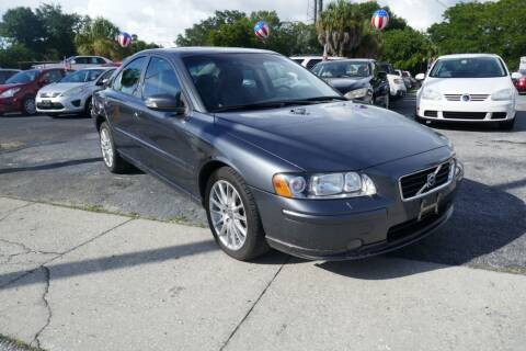 2008 Volvo S60 for sale at J Linn Motors in Clearwater FL
