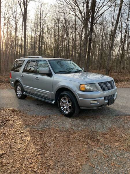 2006 Ford Expedition for sale at Garber Motors in Midlothian VA