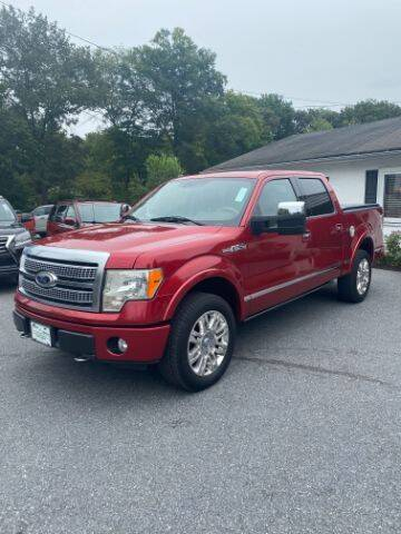 2010 Ford F-150 for sale at Sports & Imports in Pasadena MD