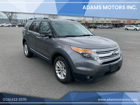 2014 Ford Explorer for sale at Adams Motors INC. in Inwood NY