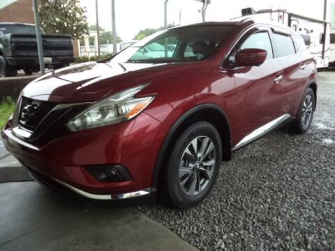 2017 Nissan Murano for sale at PICAYUNE AUTO SALES in Picayune MS