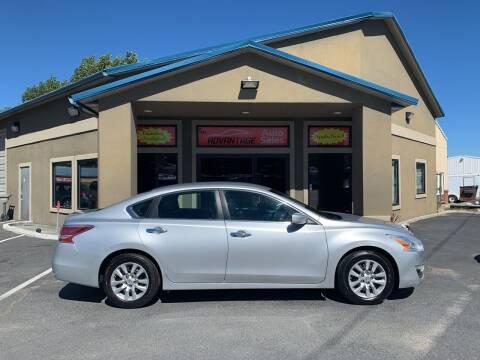 2015 Nissan Altima for sale at Advantage Auto Sales in Garden City ID