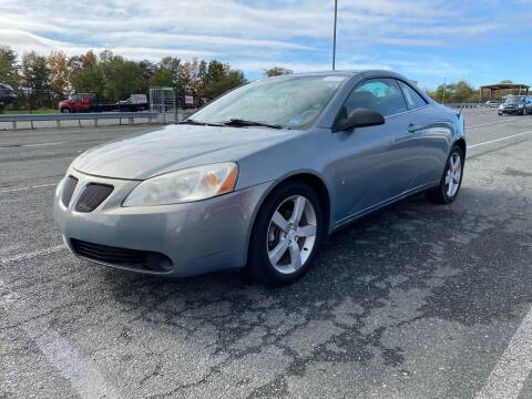 2007 Pontiac G6 for sale at D&S IMPORTS, LLC in Strasburg VA