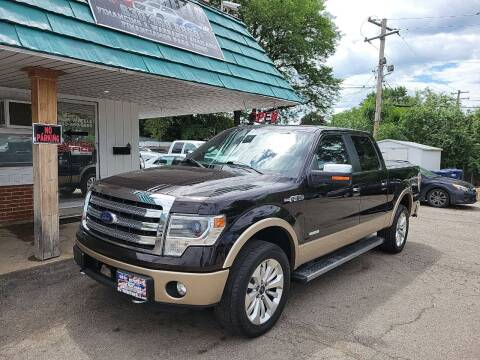 2013 Ford F-150 for sale at New Wheels in Glendale Heights IL