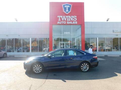 2016 Toyota Camry Hybrid for sale at Twins Auto Sales Inc Redford 1 in Redford MI