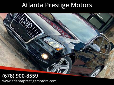 2011 Audi Q5 for sale at Atlanta Prestige Motors in Decatur GA