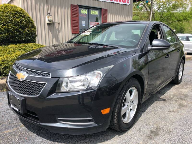 2013 Chevrolet Cruze for sale at Mehan's Auto Center in Mechanicville NY
