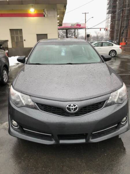 2014 Toyota Camry for sale at 696 Automotive Sales & Service in Troy NY