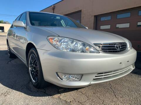 2006 Toyota Camry for sale at Martys Auto Sales in Decatur IL
