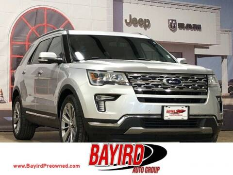 2018 Ford Explorer for sale at Bayird Truck Center in Paragould AR