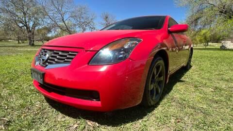 2008 Nissan Altima for sale at Carz Of Texas Auto Sales in San Antonio TX